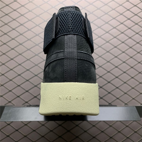 Nike Air Fear of God 180 Black Fossil To AT8087-002 For Men
