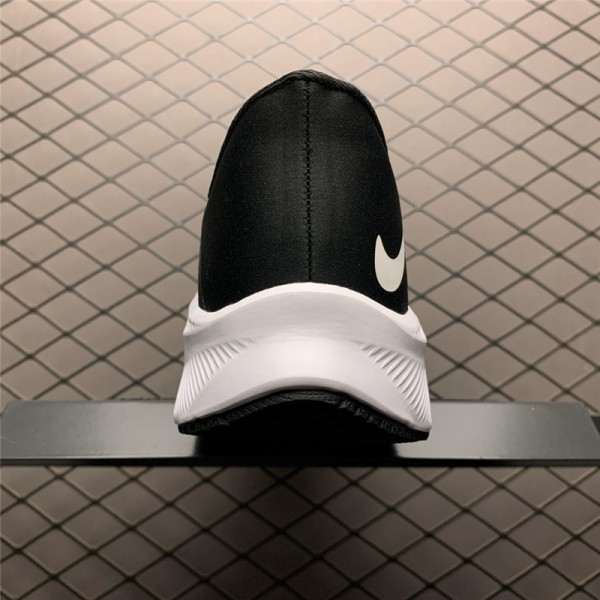 Nike Quest 3 Black White Running Shoes