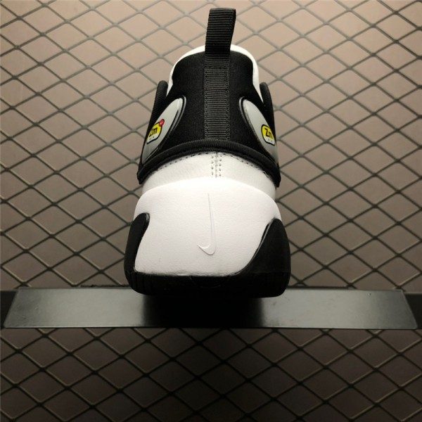 Nike Zoom 2K Black and White Sneakers
