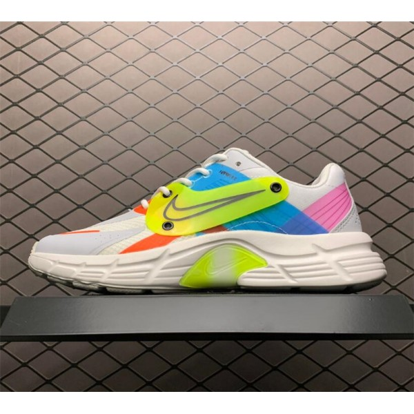 Nike Alphina 5000 Summit White Black-Volt-Blue Fury For Women
