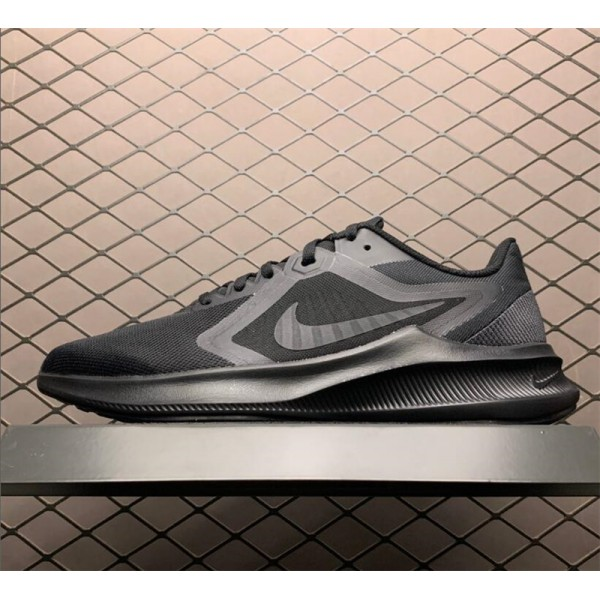 Nike Downshifter 10 All Black For Running For Men