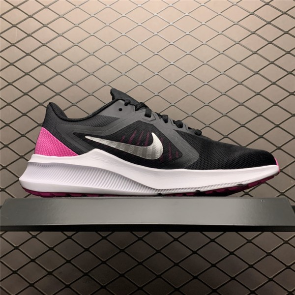 Nike Downshifter 10 Black Pink White