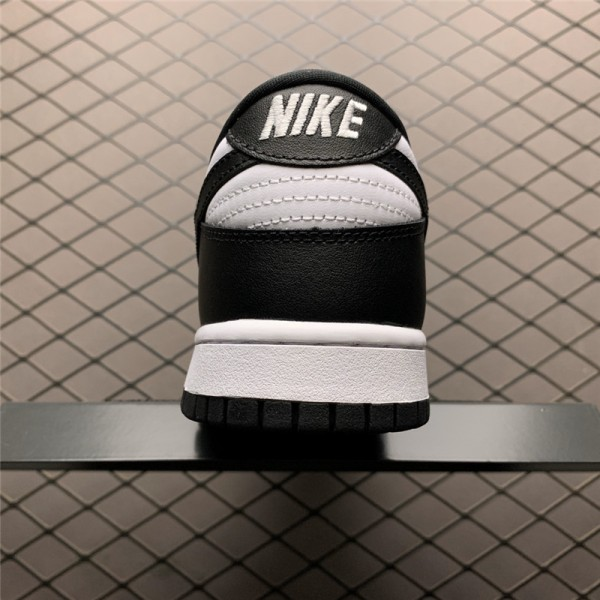 Nike Dunk Low SP Black White For Sale