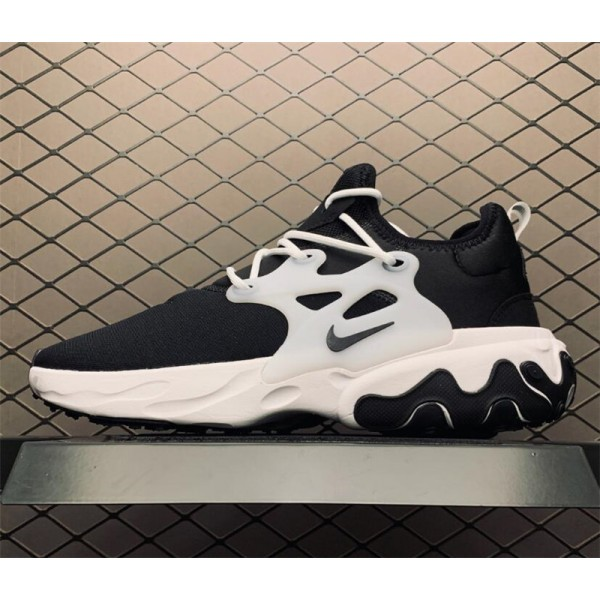 Nike React Presto Ghost Black White AV2605-003