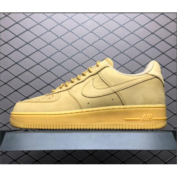 Nike Air Force 1 Low Flax Wheat AA4061-200