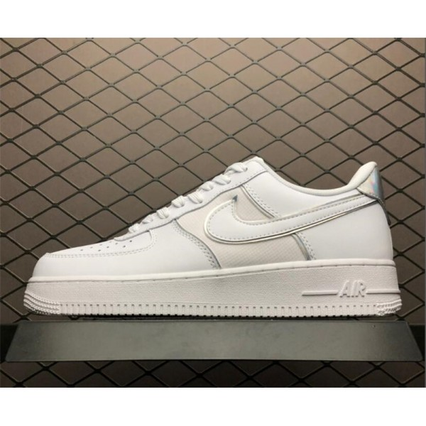 Nike Air Force 1 Low All White AT6147-100