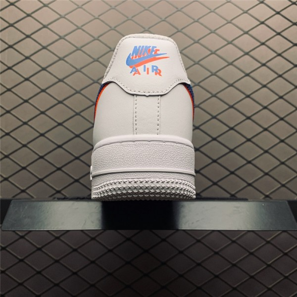 Nike Air Force 1 Low Double Swoosh Casual Shoes For Women