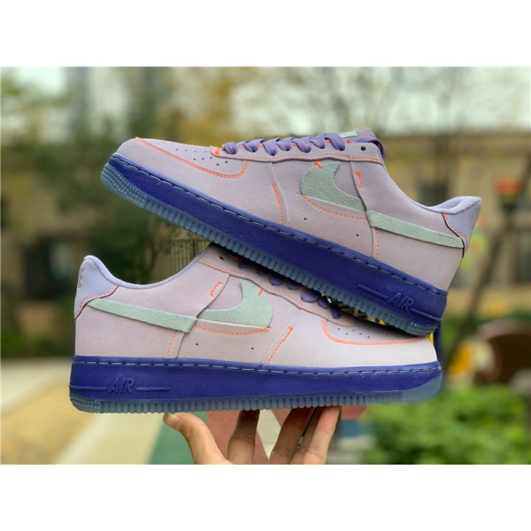 Nike Air Force 1 LX Purple Agate CT7358-500