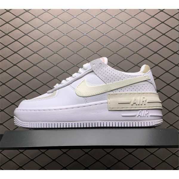 Nike Air Force 1 Shadow White Atomic Pink-Sail For Women
