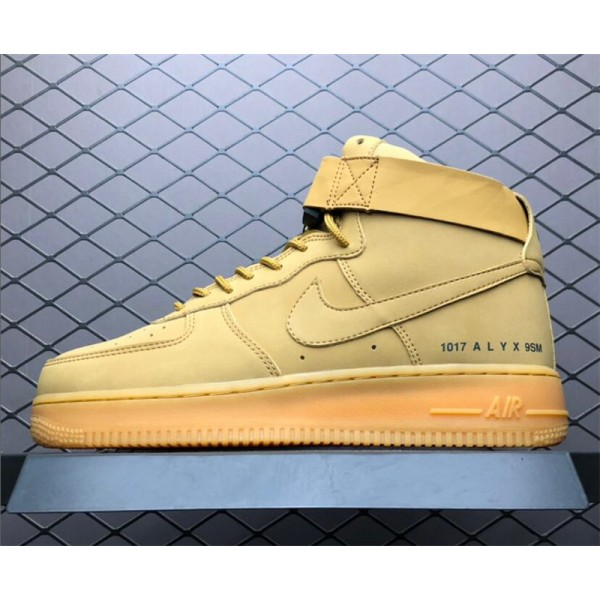 ALYX x Nike Air Force 1 High 1017 Alyx 9 SM For Men