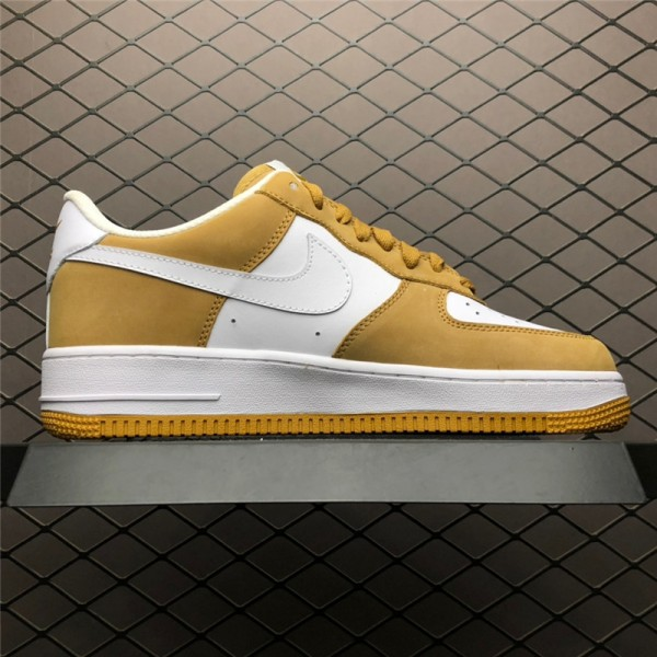 Nike Air Force 1 Low Barcode Wheat