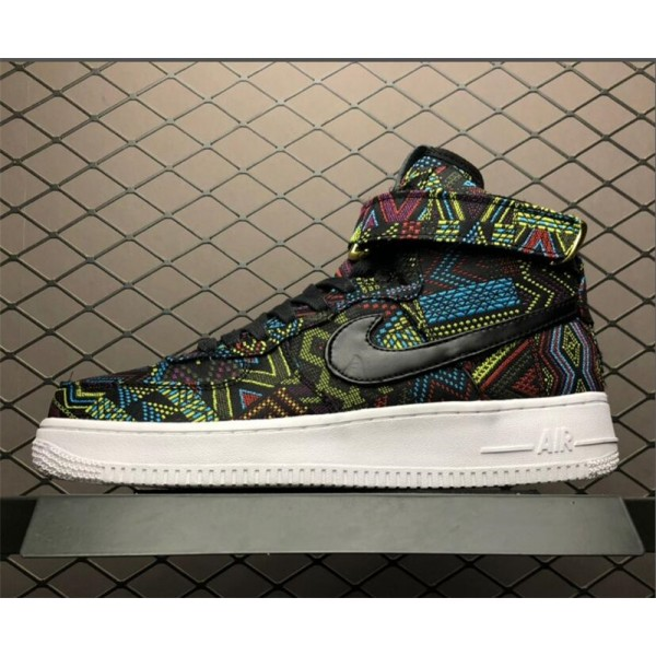 Nike Air Force 1 High BHM QS Black History Month For Men