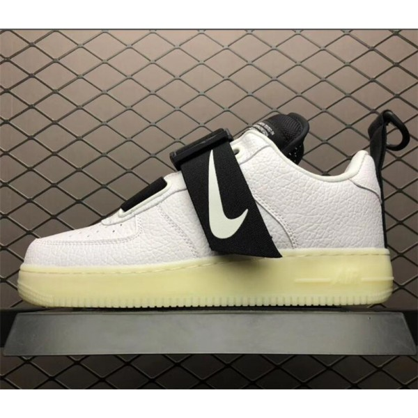Nike Air Force 1 Low Utility QS White Black
