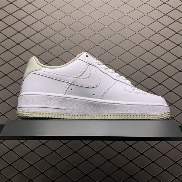 Latest Nike AF1 Air Force 1 07 Light Bone-White For Women