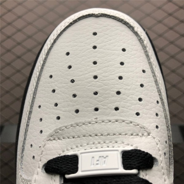 Nike Air Force 1 07 Low Patterson Square White Black