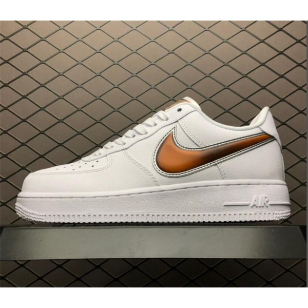 Nike Air Force 1 07 Low White Infrared 23 On Sale
