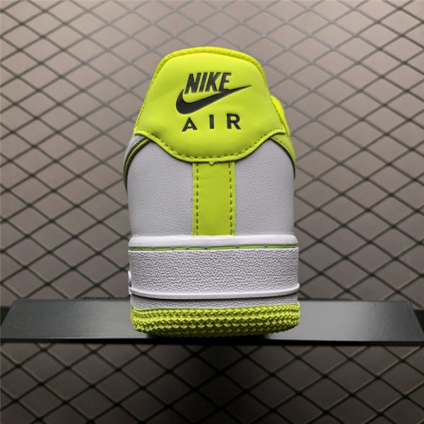 Nike Air Force 1 07 Low White Yellow On Sale