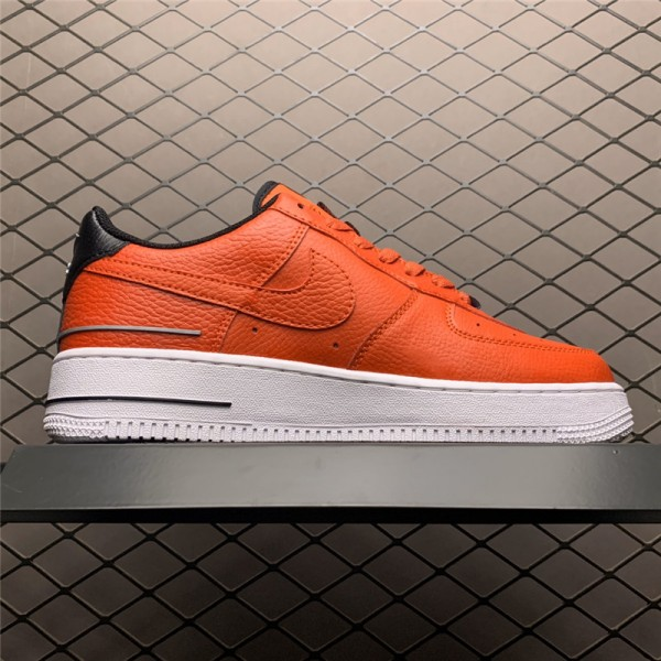 Nike Air Force 1 Added Air Laser Crimson Double Air Red