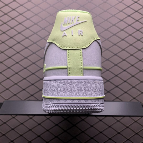 Nike Air Force 1 Double AIR White Volt On Sale