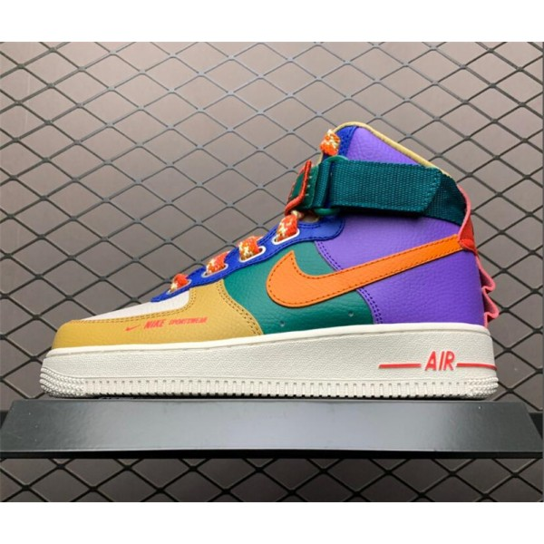 Nike Air Force 1 High Utility Force is Female Sneakers