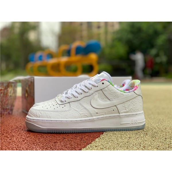 Releases Nike Air Force 1 Low CU8870-117