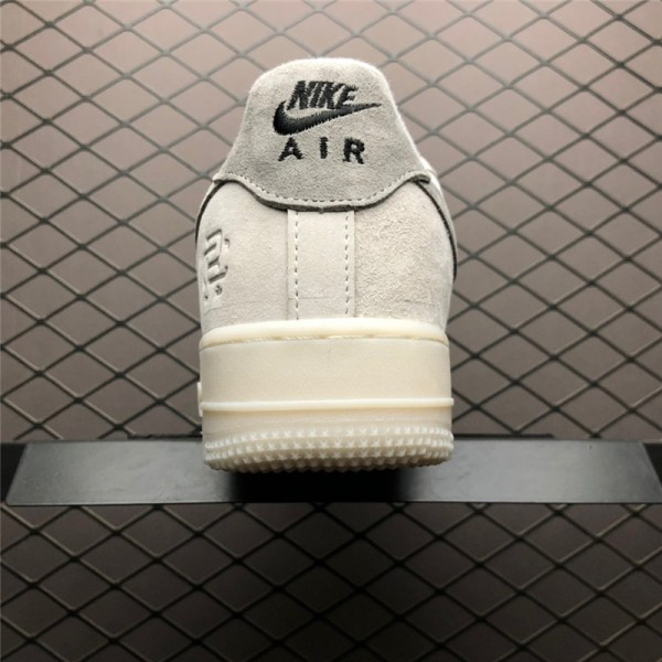 Nike Air Force 1 Low White Grey Sneakers