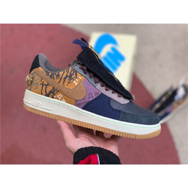 Travis Scott x Nike Air Force 1 Low Cactus Jack