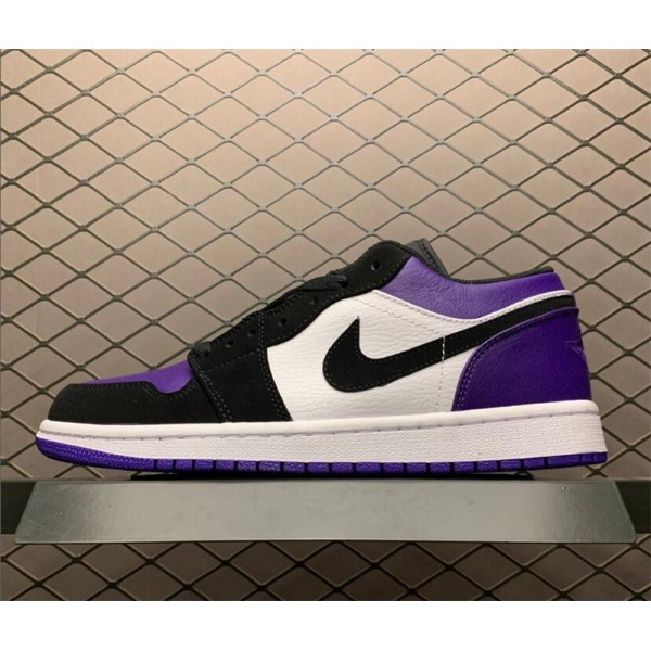 Jordan Brand Air Jordan 1 Low Court Purple For Sale