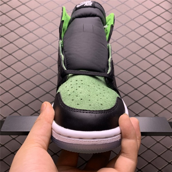 Air Jordan 1 High Zoom Rage Green Sneaker For Men