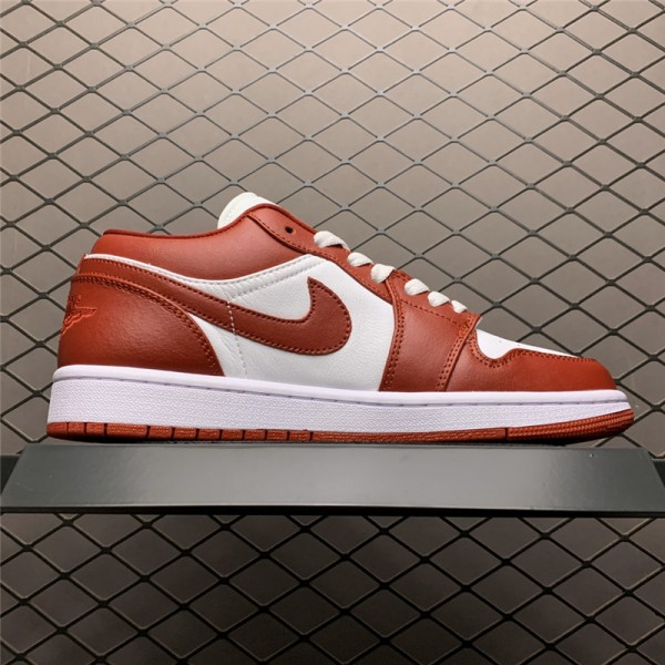 Air Jordan 1 Low Gym Red Basketball Shoes