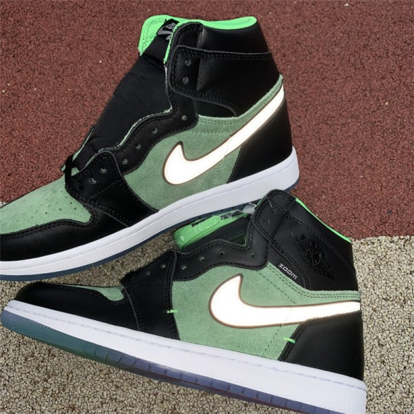 Air Jordan 1 High Zoom Rage Green For Sale For Men