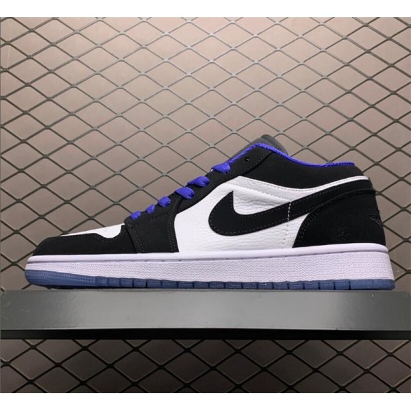 Air Jordan 1 Low Concord Black White