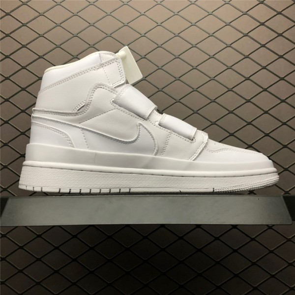 Discount Air Jordan 1 Retro High Double Strap Summit White