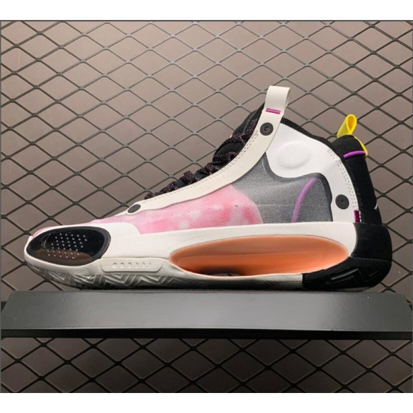 NBA x Air Jordan 34 Paris Game CZ7752-601 For Men