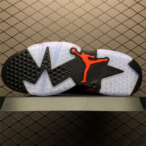 New Jordan 6 Reflective Infrared Iron Grey Infrared For Men