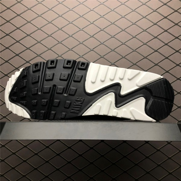 Nike Air Max 90 Essential Black Summit White For Men