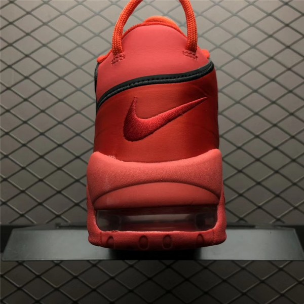 Nike Air More Uptempo Chicago University Red-Black