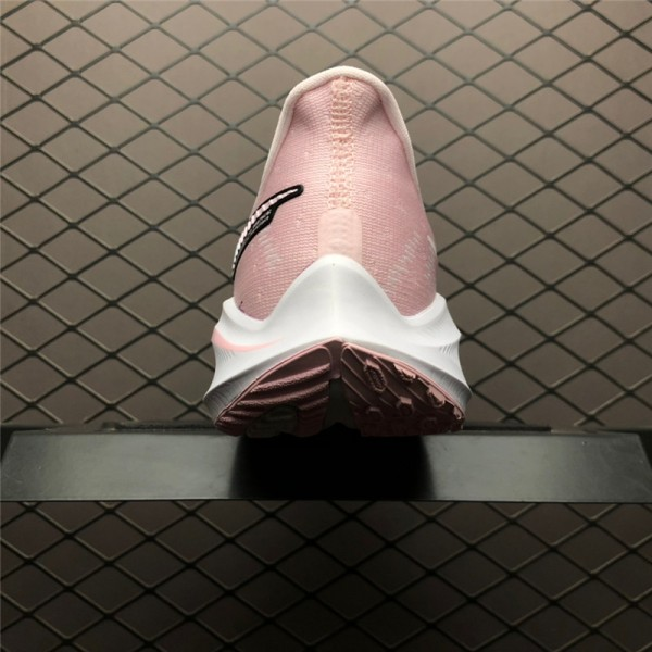 Nike Air Zoom Vomero 14 In Pink White For Women