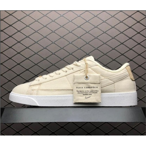 Nike Blazer Low Plant Color Pale Ivory