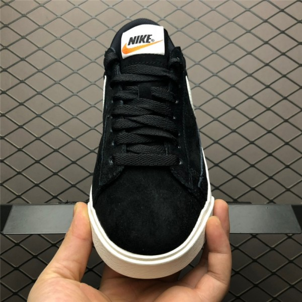 Nike Blazer Low SD Black Sail AV9373-001