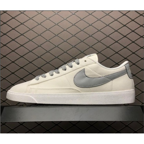 Nike Blazer Low LX Plant 3M White Running Shoes