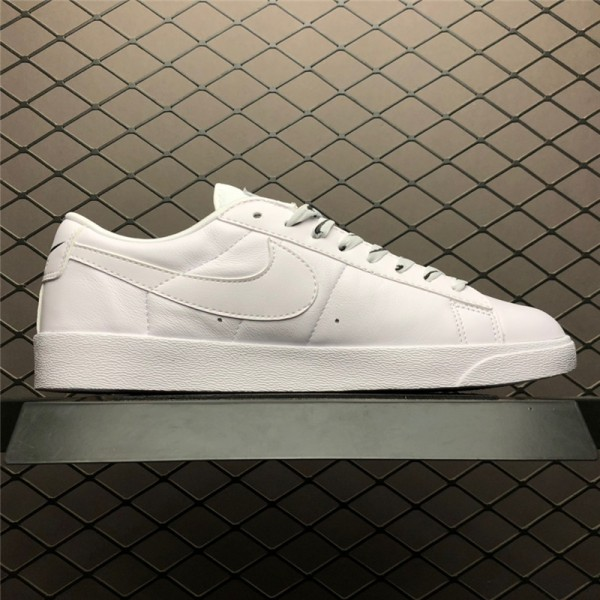 Nike Blazer Low SE White Black AV9374-101