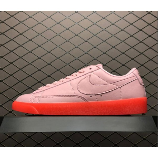 Nike Blazer Low LX Pink Red AV9371-612 For Women