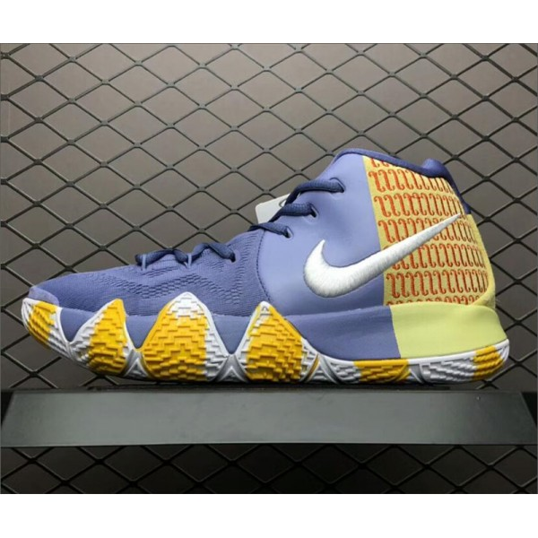 Nike Kyrie 4 London PE AR6189-500 For Men