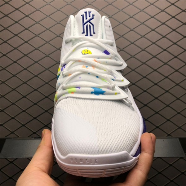 Nike Kyrie 5 Have A Nike Day AO2919-101 For Men