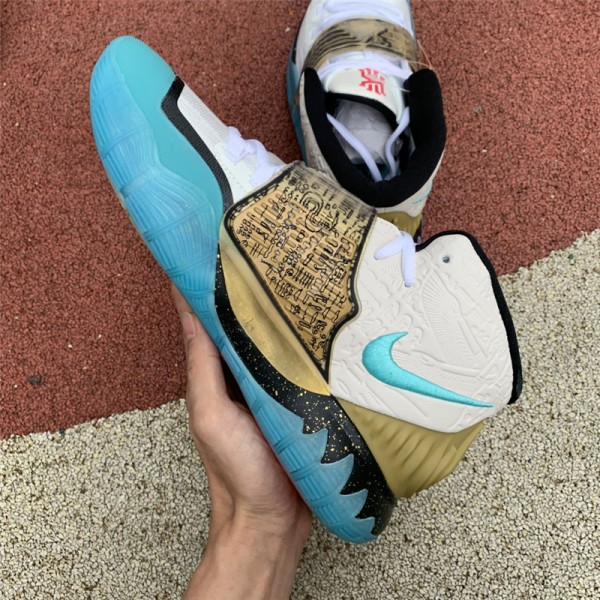 Concepts x Nike Kyrie 6 Golden Mummy For Men