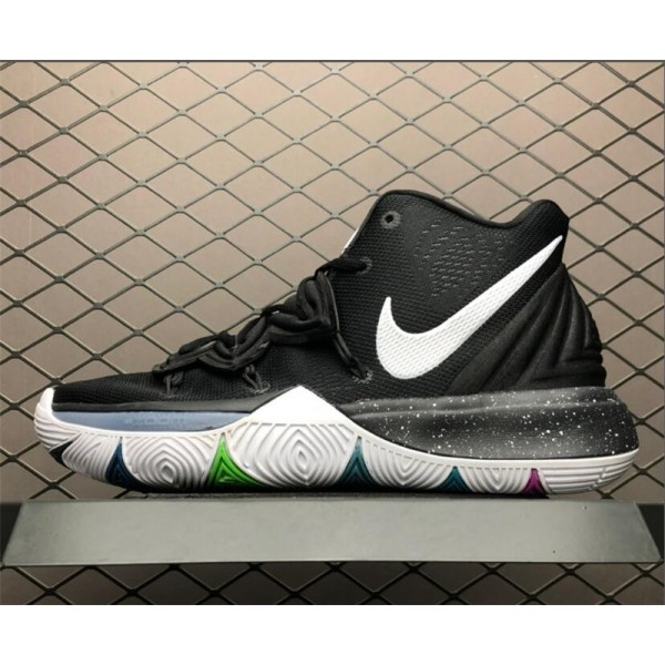 Nike Kyrie 5 Black Magic Multicolor White For Men