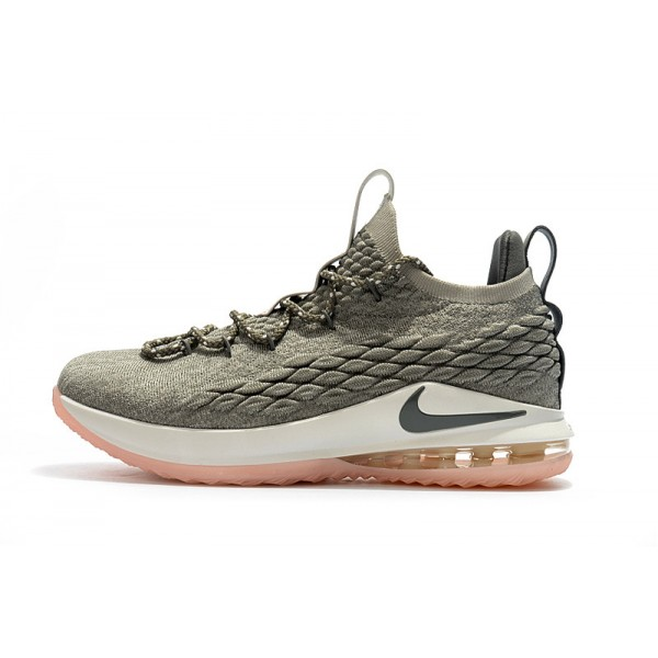 Nike LeBron 15 Low Light Bone Dark Stucco-Sail For Men