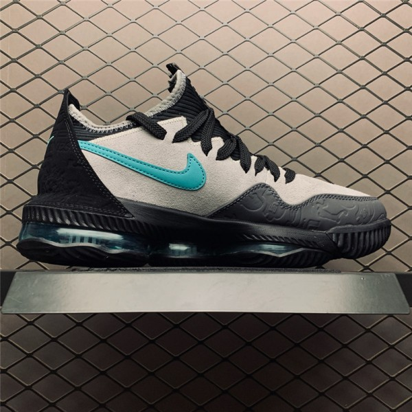 atmos x Nike LeBron 16 Low Clear Jade New Release For Men