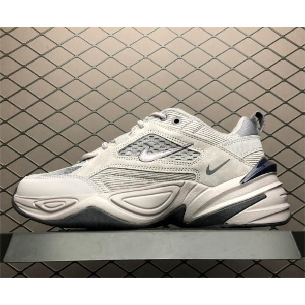 Nike M2K Tekno Atmosphere Grey Dark Grey-Gunsmoke For Men